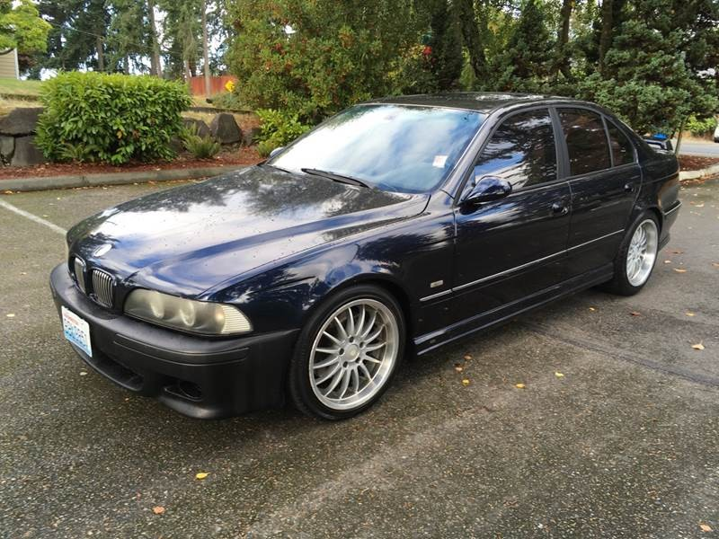 BMW 5 Series 2000 price $3,995