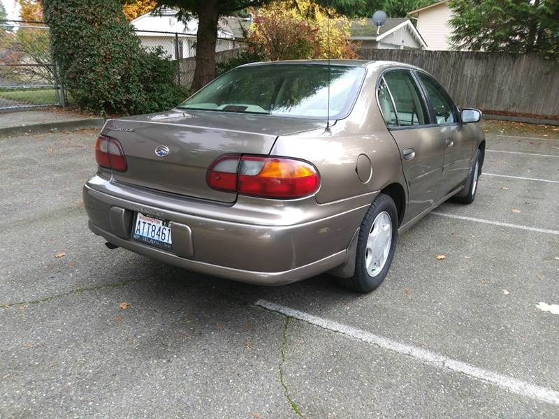 Chevrolet Malibu 2000 price $2,995