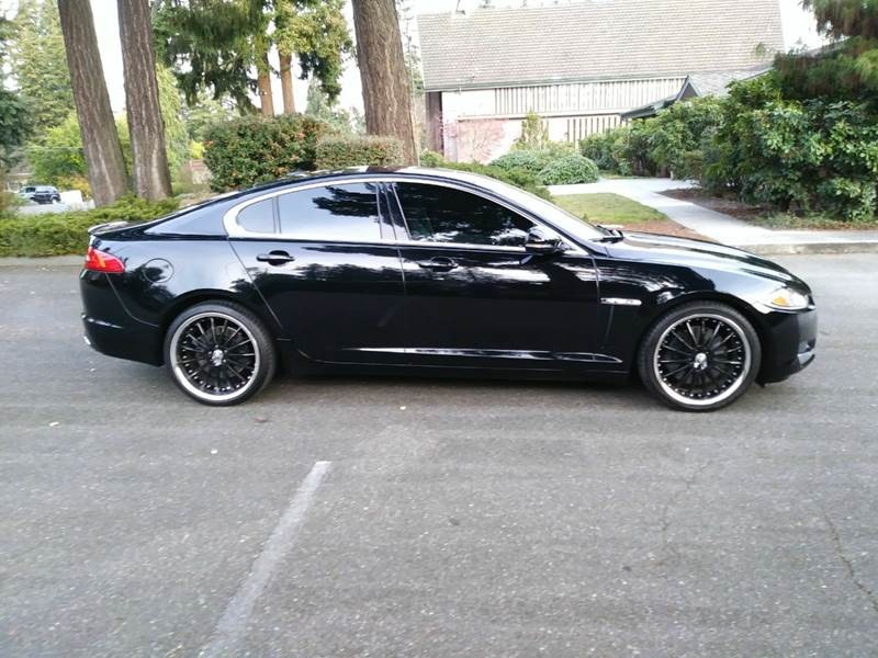 Jaguar XF 2012 price $18,450