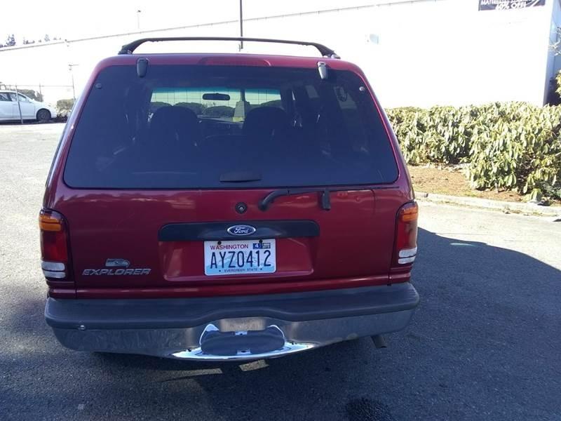 Ford Explorer 1998 price $1,995