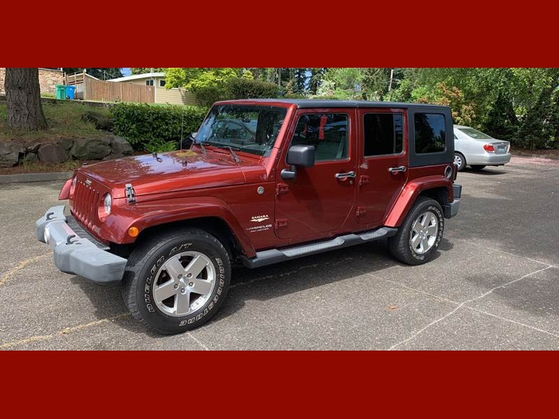 Jeep Wrangler Unlimited 2008 price $15,995