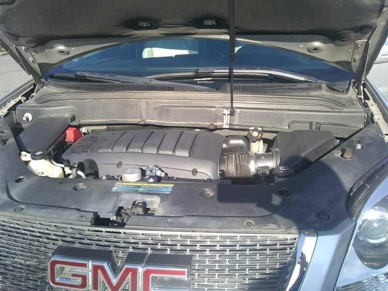 GMC Acadia 2010 price $8,995