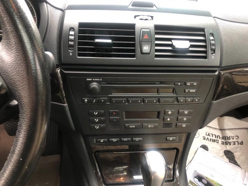 BMW X3 2007 price $8,995