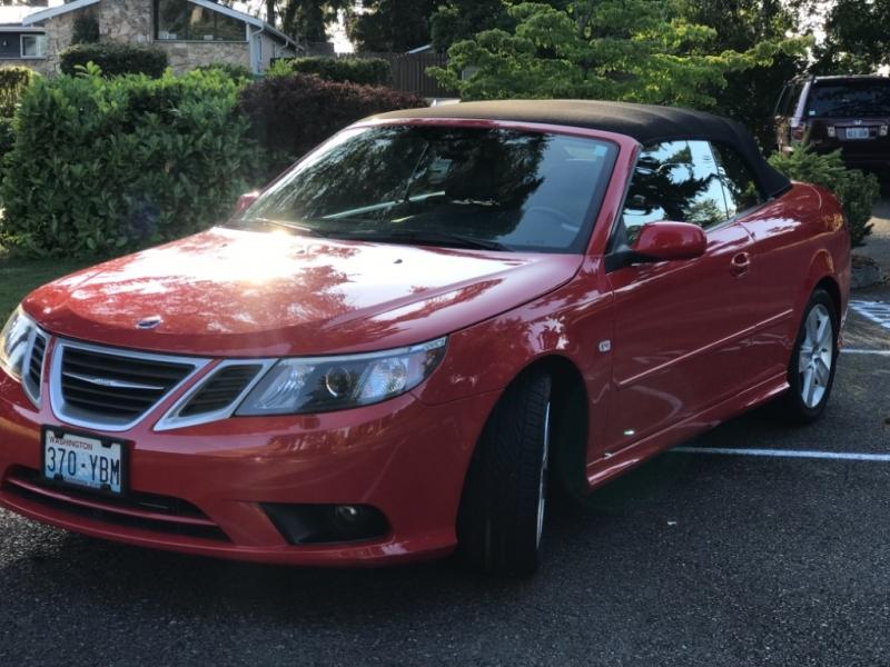 Saab 9-3 2008 price $8,995