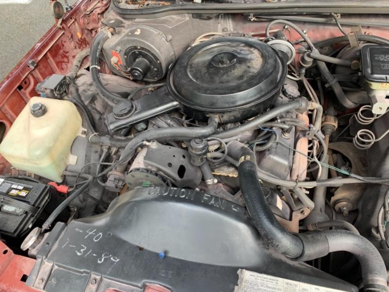 Chevrolet El Camino 1986 price $9,995