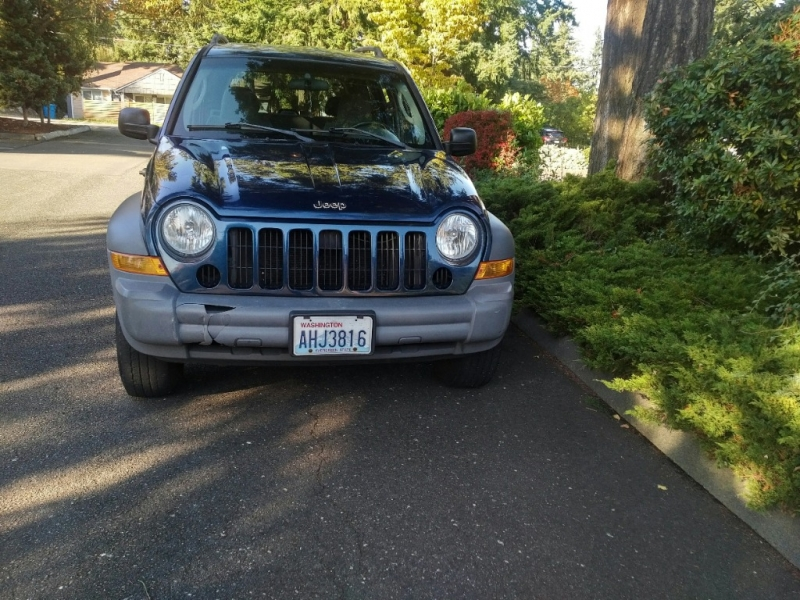 Jeep Liberty 2005 price $3,995
