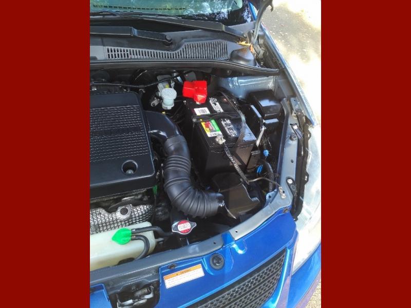 Suzuki SX4 2008 price $4,450