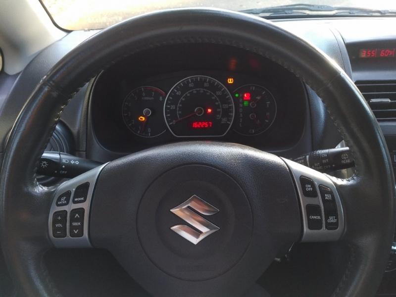 Suzuki SX4 2007 price $4,250