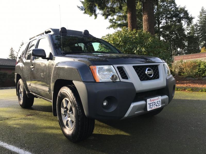 Nissan Xterra 2011 price $14,995