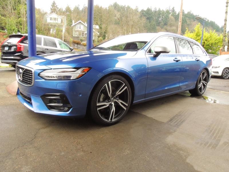 Volvo V90 2018 price $41,500