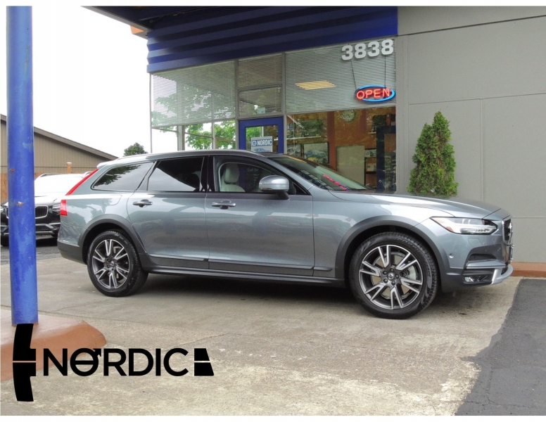 Volvo V90 Cross Country 2017 price $39,500