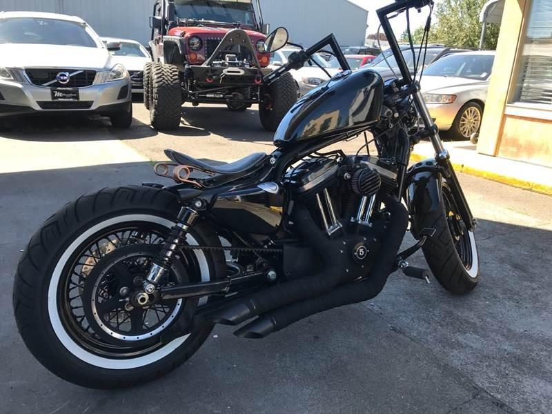 Harley-Davidson Sportster 2009 price $7,900