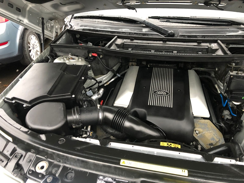 Land Rover Range Rover 2003 price $6,900