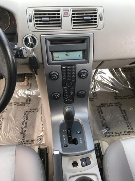 2005 Volvo S40 2 4L Auto
