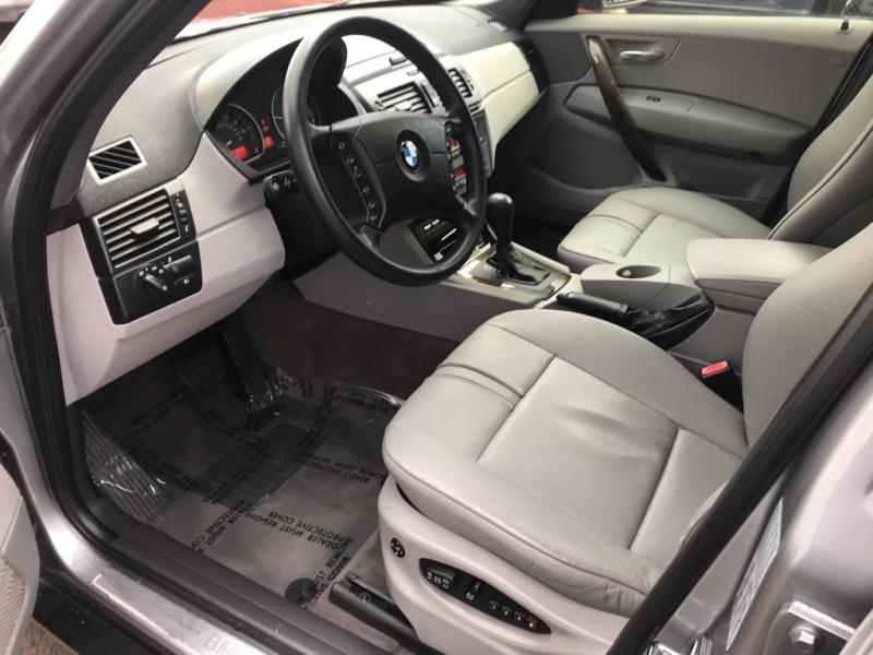 BMW X3 2005 price $5,900