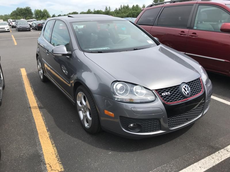 Volkswagen GTI 2008 price $7,900