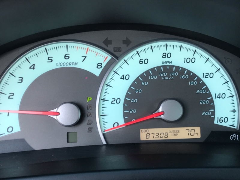 Toyota Camry 2009 price $9,500