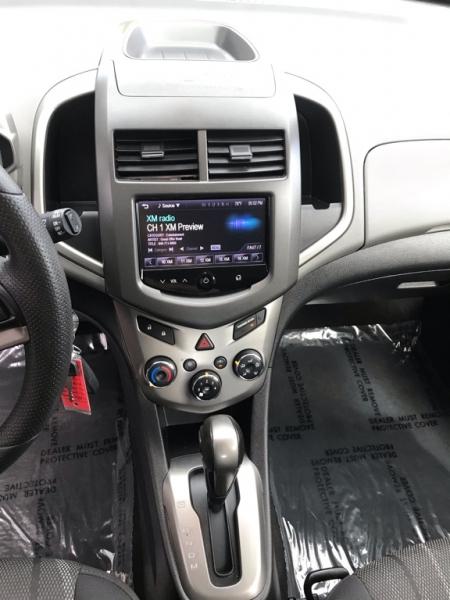 Chevrolet Sonic 2014 price $7,900