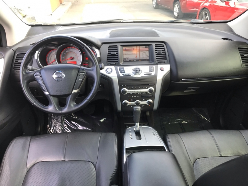 Nissan Murano 2009 price $9,900