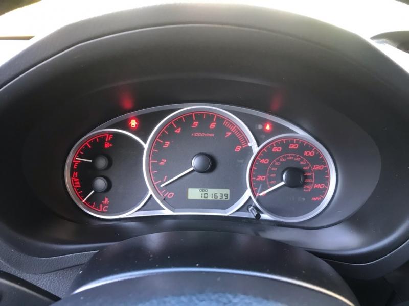 Subaru Impreza Turbo WRX 2008 price $12,500