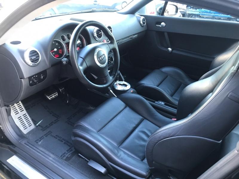Audi TT 3.2l S-Line 2004 price $10,900