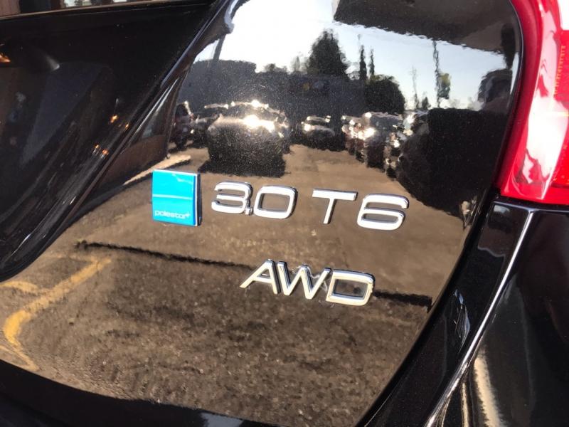 Volvo V60 R-Design Polestar 2016 price $23,500