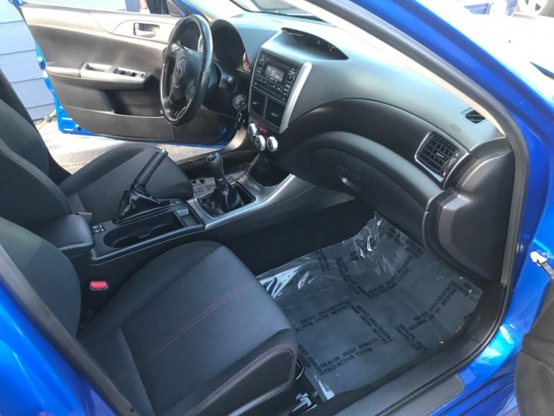 Subaru Impreza Sedan WRX 2011 price $14,900