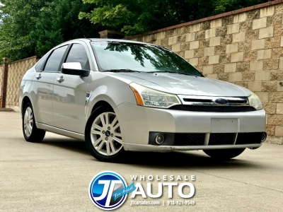 2008 Ford Focus SE *CARFAX *34 MPG *Smooth