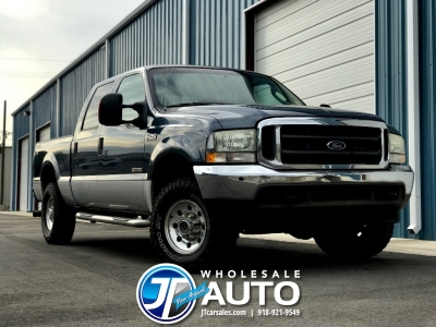 2004 Ford Super Duty F-250 Crew Cab XL 4X4 *Runs Excellent *Bullet Proofed 6.0 Turbo Charge