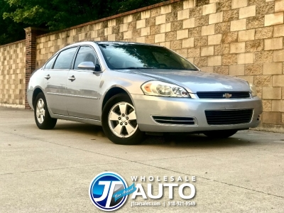 2006 Chevrolet Impala LT *Low Miles 136k *CARFAX 2 Owner *Smooth