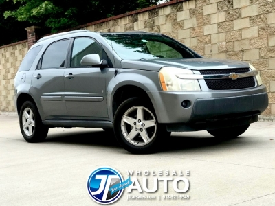 2006 Chevrolet Equinox LT *Clean CARFAX *Nice Leather