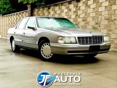 1999 Cadillac DeVille *Super Nice *CARFAX