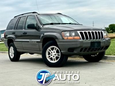2002 Jeep Grand Cherokee Laredo *CARFAX *4x4
