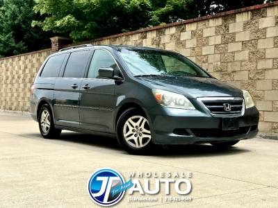 2006 Honda Odyssey EX-L *CARFAX Serviced *Leather *Smooth!