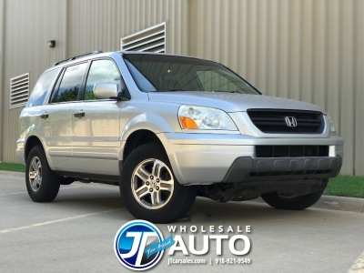 2004 Honda Pilot 4WD EX *AWD *Leather *CAFAX 2 Owner *3rd Row *Lots of Service