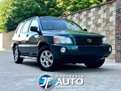 2001 Toyota Highlander *CARFAX 1 Owner, 56+ Service Records *Sharp!