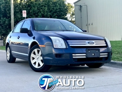 2007 Ford Fusion S *CARFAX *Great MPG