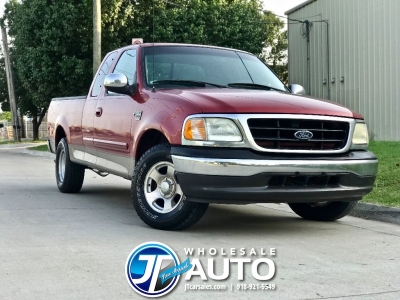 2002 Ford F-150 Supercab XL *Sharp *CARFAX *COLD AC