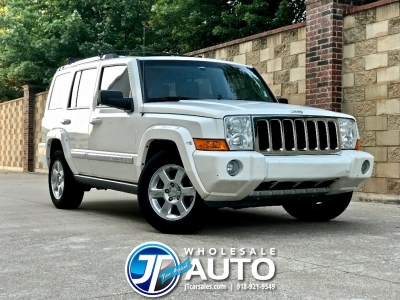 2008 Jeep Commander 4WD Limited *CARFAX 1 Owner *3rd Row *Smooth