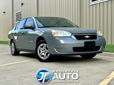 2007 Chevrolet Malibu 4dr Sdn LS w/1FL