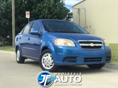 2007 Chevrolet Aveo LS *Cold AC *CARFAX *35+ MPG
