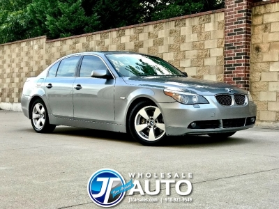 2007 BMW 530i *CARFAX *Serviced Religiously *Super Nice *Fun To Drive