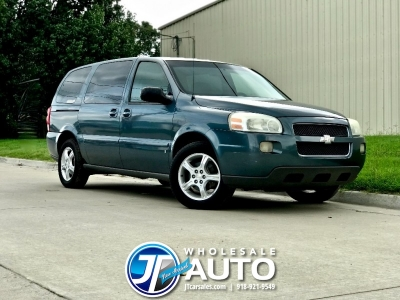 2006 Chevrolet Uplander WB *DVD *CARFAX 42 Service Records *Cold AC