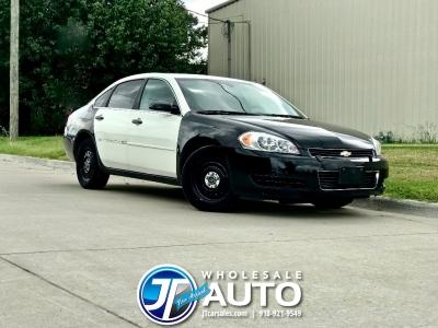 2006 Chevrolet Impala Police Pkg *CARFAX *Smooth