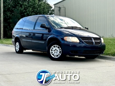 2005 Dodge Caravan *CARFAX *Only 101K Original Miles *28+Records