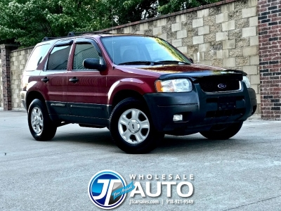 2004 Ford Escape XLT 4WD *CARFAX *ONLY 71k miles