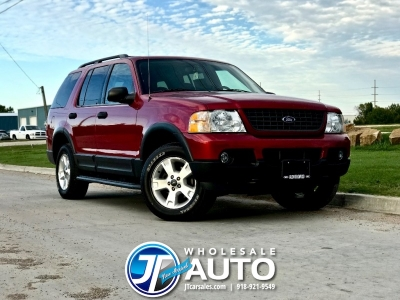 2003 Ford Explorer XLT 4WD *CARFAX 34+ Records