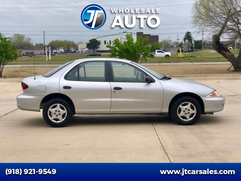 Chevrolet Cavalier 2001 price $2,398