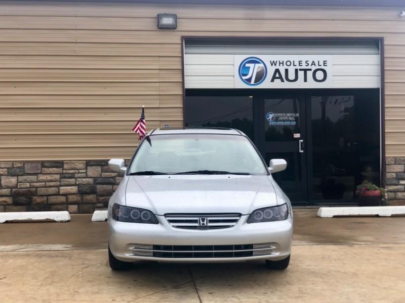 Honda Accord 2002 price $3,498