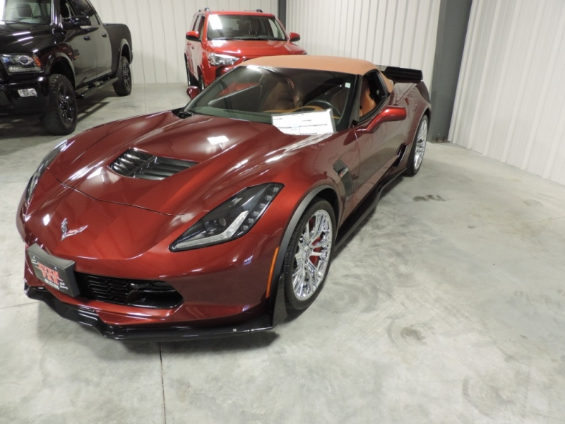 Chevrolet Corvette 2016 price $73,880